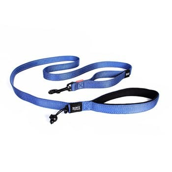 Eazydog Leashes Trainer S Lite Soft Blue (Mavi) - 12 Mm / 1,81 Cm
