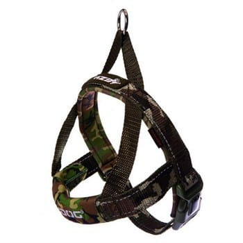Eazydog Harnes Quick Fit 2Xsmall Camouflage