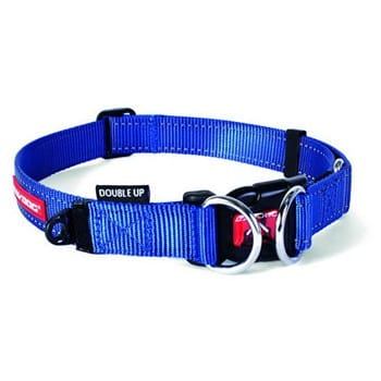 Ezydog Collor Double Up S Blue (Mavi)