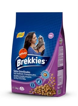 Brekkies Excel Cat Sterılızed 1.5 Kg