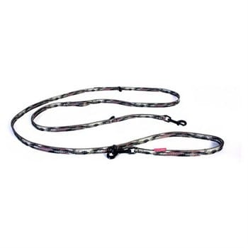 Ezydog Leash Vario 6 Lite 12 Mm 8'' S Camouflage - 20,5 Cm