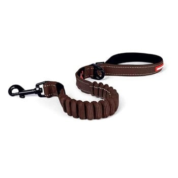 EZYDOG LEASHES Z. SHOCK CHOCOLATE 48'' LITE