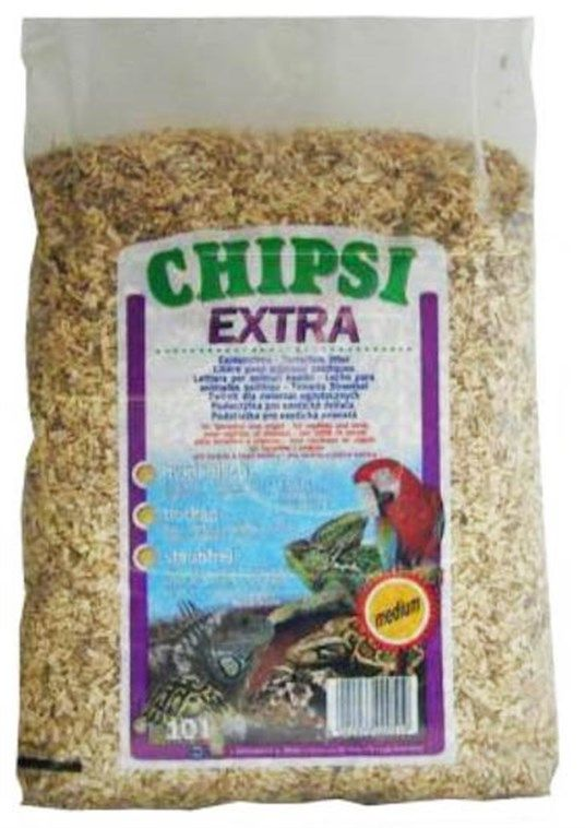 CHIPSI EXTRA MEDİUM 10 LT (2,80 KG)