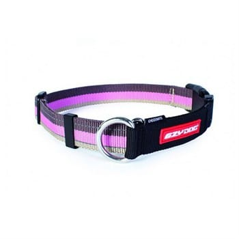Ezydog Collar Checkmate Medium Candy