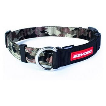 Ezydog Collar Checkmate Medium Camouflage