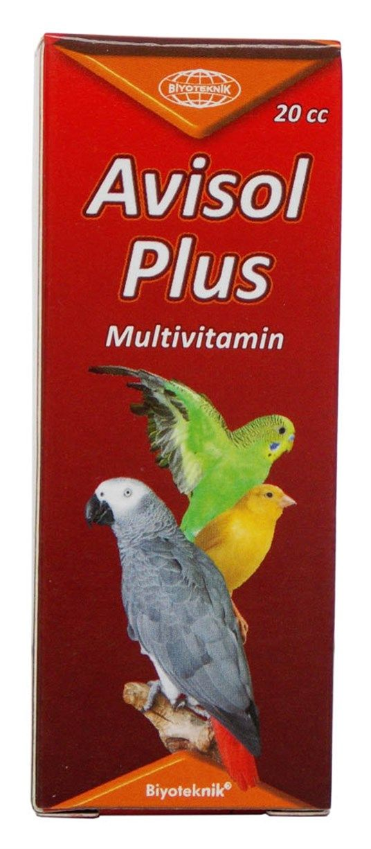 Biyoteknik Avisol Plus Multivitamin