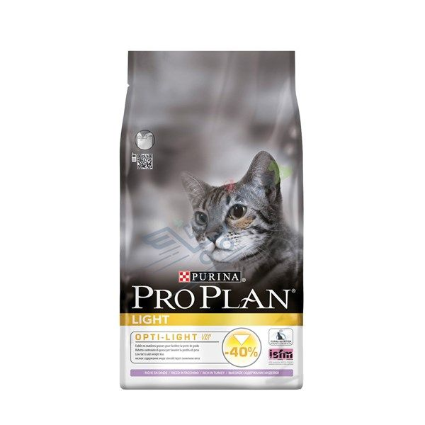 Pro Plan Light Hindi Etli Kedi Maması - 3 kg