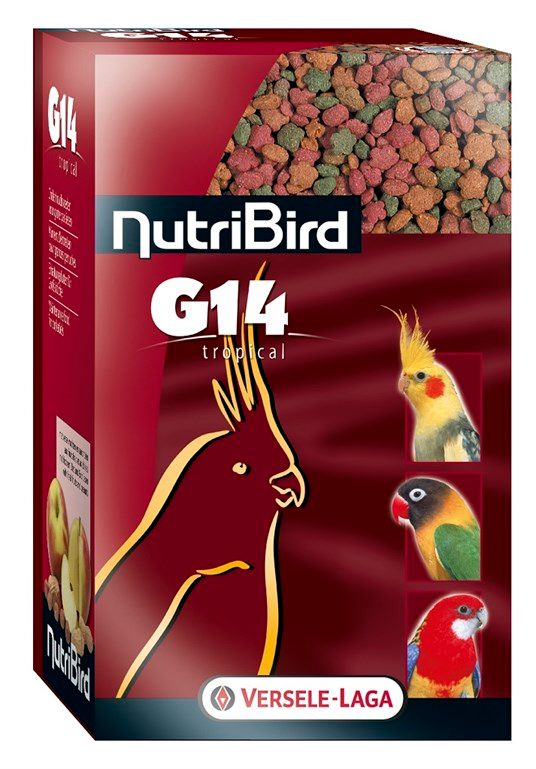 VERSELE LAGA NUTRIBIRD G14 TROPICAL 1KG