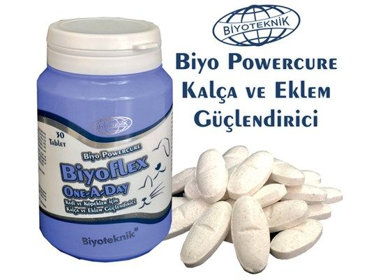 BİYOTEKNİK BİYOFLEX ONE A DAY TABLET