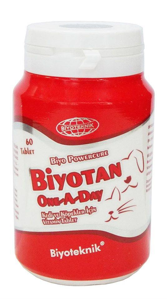 Biyoteknik Biyotan One A Day Tablet