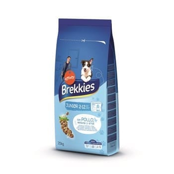 Brekkies Excel Dog Junior Original - 20 Kg Köpek Maması