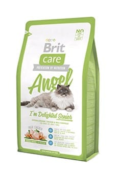 Brit Care Angel Senior Yaşlı Kedi Maması 2 Kg