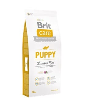 Brit Care Puppy All Breed Kuzu Etli Yavru Köpek Maması - 12 Kg