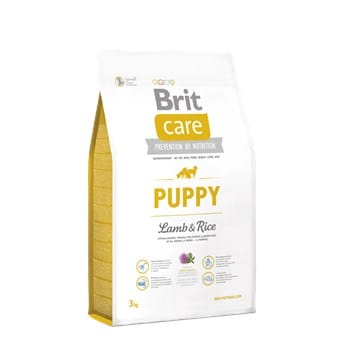 Brit Care Puppy All Breed Kuzu Etli Yavru Köpek Maması - 3 Kg