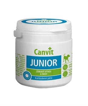 Canvit Junior 100 Gram