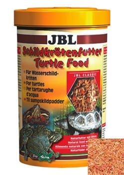 Jbl Turtle Food 250Ml-30 G. Kapl. Çubuk Yem