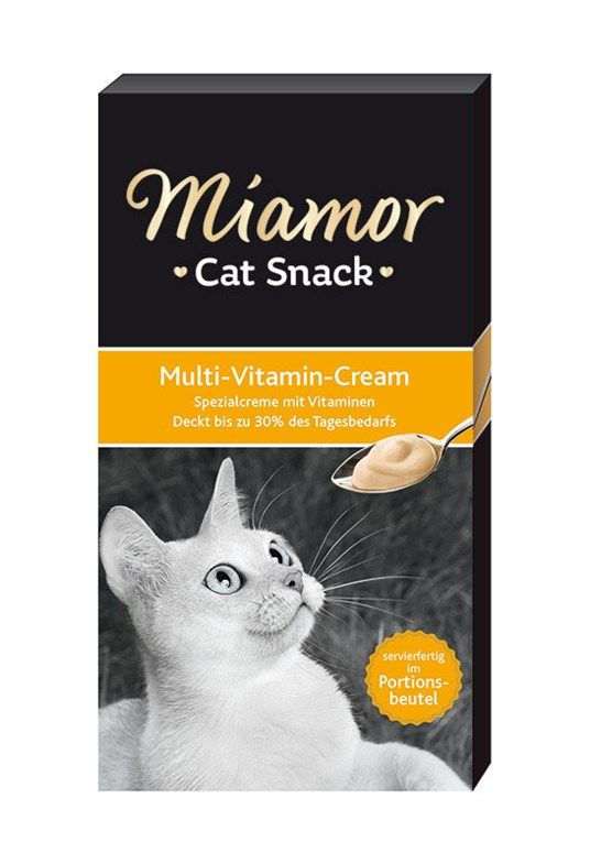 Miamor Cream Multi Vitamin  6X15 Gr