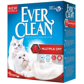 Ever Clean Multiple Cat Çoklu Kedi Kumu 6 Lt