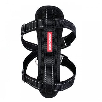Ezydog Chest Plate Harness Black (Siyah)XX-Large
