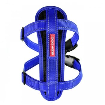 Ezydog Chest Plate Harness Blue (Mavi) XX-Large