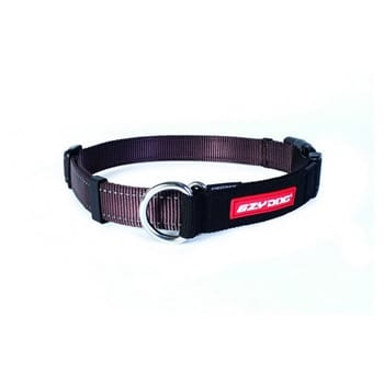 Ezydog Collar Checkmate Large Chocolate